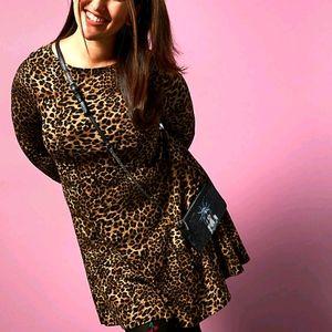 Torrid Betsey Johnson Leopard Print 2x